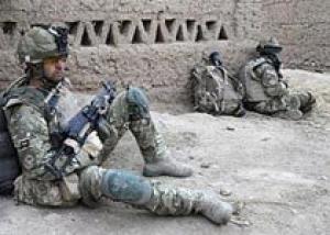 Великобритания поддержит афганскую армию деньгами