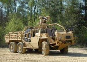 Австралия закупит бронемашины Supacat Extenda