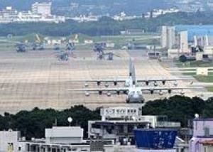Военную базу на Окинаве покинет половина американских солдат