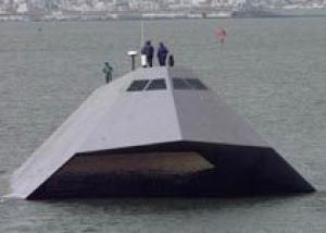 ВМС США выставили на продажу экспериментальный корабль-невидимку