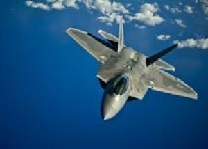 ВВС США получили последний истребитель F-22
