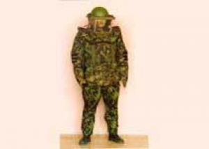 Облегченный вариант костюма сапера «Дублон» прошел апробацию в условиях жаркого климата в миротворческих миссиях