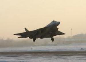 ПАК ФА впервые совершил длительный перелет
