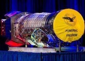 ВВС США получили последний двигатель для истребителя F-22