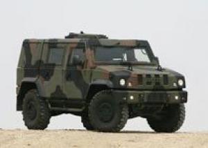 Россия отказалась от покупки бронемашин `Рысь`