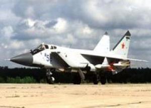 Минобороны отказалось размещать МиГ-31 на Новой Земле