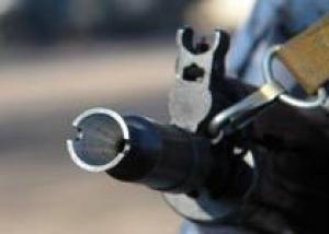 У полицейского в Ульяновске отобрали автомат