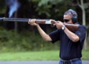 Обама начал кампанию против винтовок и их нелегальных продавцов
