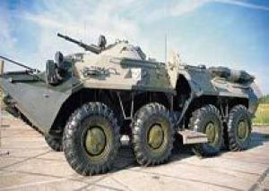 Бангладеш закупит российские БТР-80