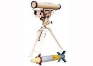 Впервые на IDEX-2013 КБП рекламирует многоцелевой ракетный комплекс дальнего действия `Корнет-ЭМ`