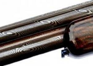 Purdey Damascus - ружье из дамасской стали