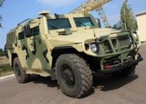Минобороны интересуется бронеавтомобилями `Тигр`