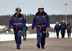 Командование ВВС переоденет военных летчиков