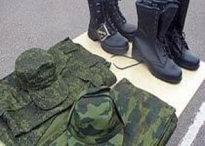 Российских солдат оставят без ремней с пряжкой