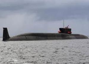 ВМФ РФ должен получить в 2013 году три атомные подводные лодки