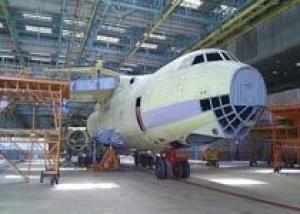 В Ульяновске началось серийное производство транспортников Ил-476