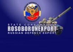 В 2012 году РФ продала оружия более чем на 15 млрд долларов