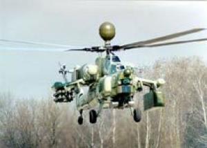 В России началась сборка первого учебно-боевого вертолета