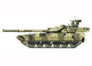 Новые подробности танка `Армата`