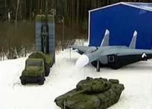 Россия вооружится надувными танками в 2014 году