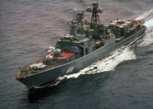 Главкомат ВМФ принял решение о проведении модернизации БПК проекта 1155
