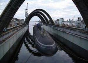 Россия построит по проекту `Ясень` семь подлодок