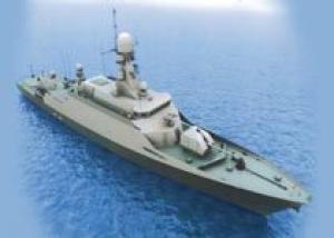 Каспийская флотилия пополнится двумя `Буянами`