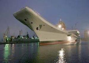 `Балтийский завод` задержал ремонт `Викрамадитьи`