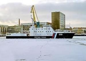 Российские пограничники получат корабли повышенного ледового класса