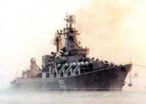 Крейсер `Маршал Устинов` после проведения ремонта будет возвращен в состав флота в 2014 году