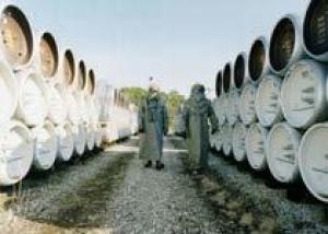 Россия отсрочит утилизацию химоружия на пять лет