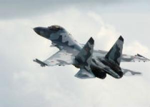 Россия представила истребитель Су-35