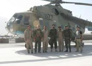 Пентагон закупит дополнительно 30 российских вертолетов Ми-17 для ВС Афганистана