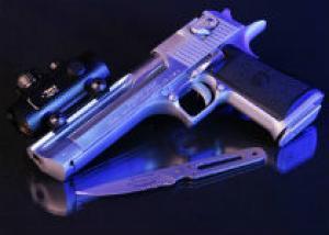 В Госдуме предложили запретить носить оружие в общественных местах