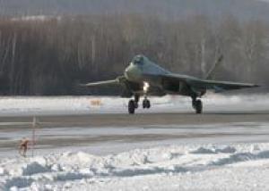 Войсковой летчик впервые совершил испытательный полет на ПАК ФА