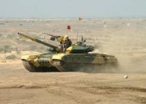 `Рособоронэкспорт` отправит в Перу танк Т-90С для участия на выставке и в сравнительных испытаниях
