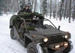 Минобороны заказало багги на 3,5 миллиона рублей