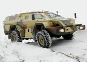 РВСН России: все подразделения антитеррора будут оснащены новыми бронемашинами `Выстрел`