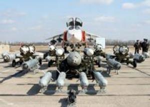 Фронтовая авиация получит ракеты с ГЛОНАСС к 2014 году