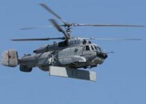 Россия построит тренажер для палубных вертолетов