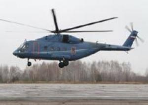 Завершена сборка третьего опытного Ми-38