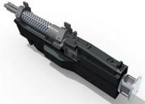 Немцы разработали трехствольный пулемет с электромотором