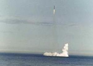 Россия испытает `донную` баллистическую ракету