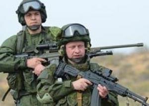 Российские военные начали испытания мембранных носков