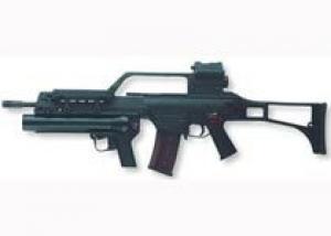 Германия вдвое увеличила экспорт стрелкового оружия