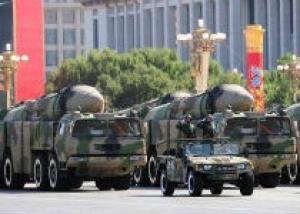 Китай увеличил свой ядерный потенциал