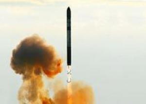 Россия вооружится новой стратегической ракетой в 2013 году