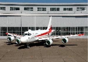 В Японии после инцидента приостановлены полеты новейших патрульных самолетов P-1