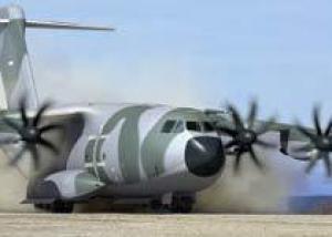 Airbus провел испытания ложных тепловых целей на транспортнике A400M