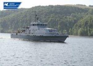 Спущен на воду противодиверсионный катер для Тихоокеанского флота